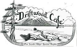 Driftwood Cafe Logo